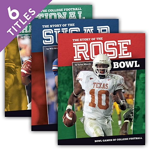 Bowl Games of College Football (Hardback): Abdo Publishing