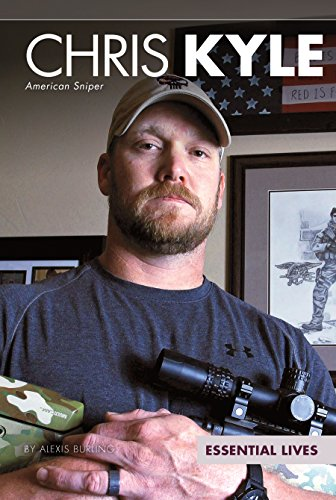 Chris Kyle: Alexis Burling