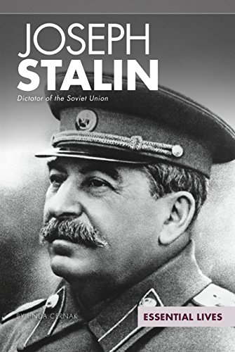 Joseph Stalin: Dictator of the Soviet Union (Essential Lives): Cernak, Linda