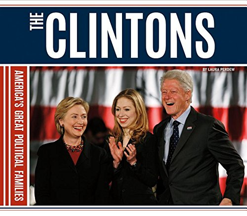 Clintons (Library Binding): Laura Perdew