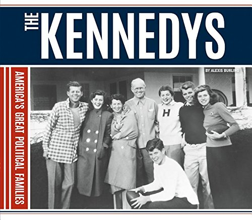 Kennedys (Library Binding): Alexis Burling