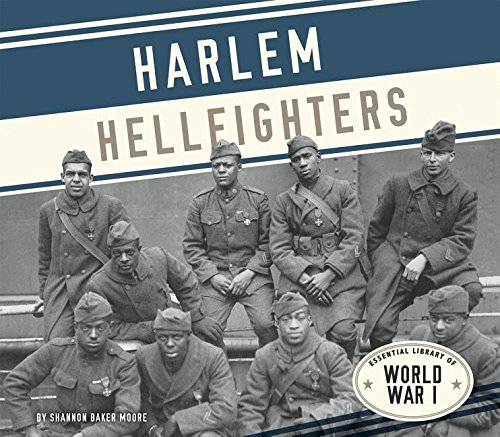 9781624039225: Harlem Hellfighters (Essential Library of World War I)