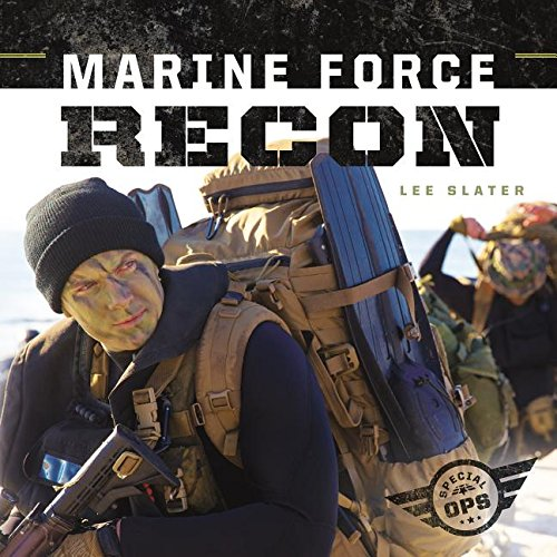 9781624039706: Marine Force Recon (Special Ops)