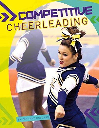 9781624039850: Competitive Cheerleading