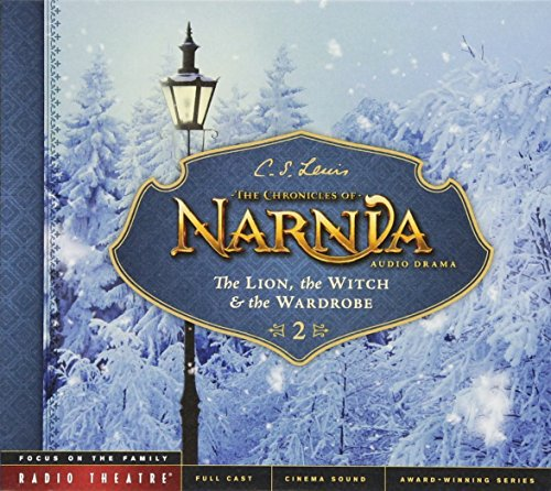 Lion the Witch and the Wardrobe The AUDIO CD (Radio Theatre): Lewis C S McCusker Paul