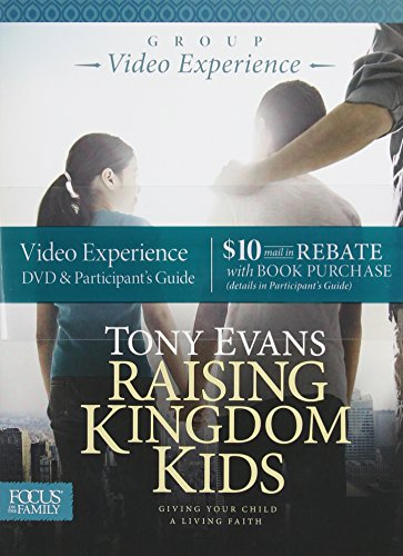 9781624054075: Raising Kingdom Kids Group Video Experience with Participant's Guide