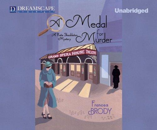 A Medal for Murder: Brody, Frances