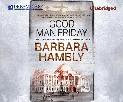 Good Man Friday (Compact Disc): Barbara Hambly