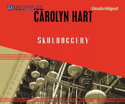 9781624068256: Skulduggery (Carolyn Hart Classics (Audio))