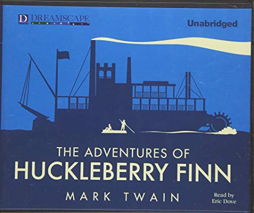 The Adventures of Huckleberry Finn (Compact Disc): Mark Twain