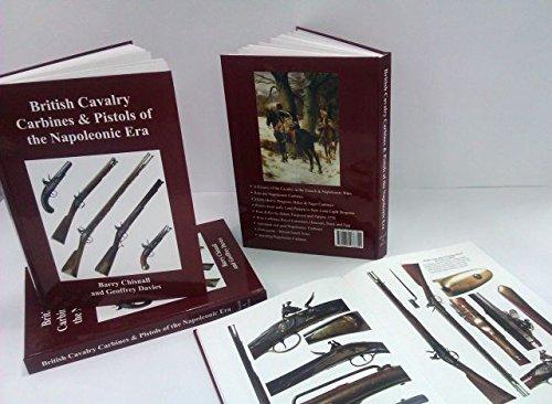 9781624078354: British Cavalry Carbines & Pistols of the Napoleonic Era