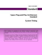 9781624102349: AIAA S-133-6-2013 Space Plug-and-Play Architecture Standard - System Timing