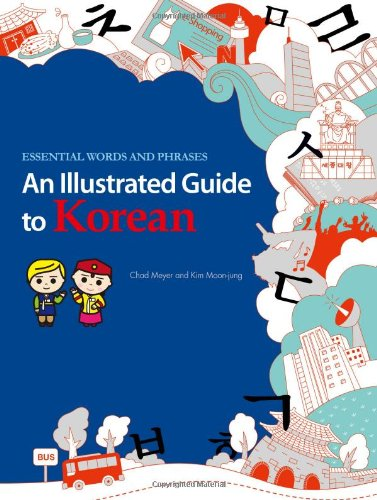 9781624120138: An Illustrated Guide to Korean: Essential Words and Phrases
