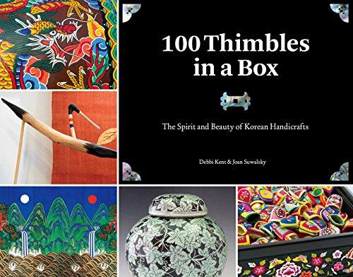 100 Thimbles in a Box: The Spirit: Debbi Kent, Joan