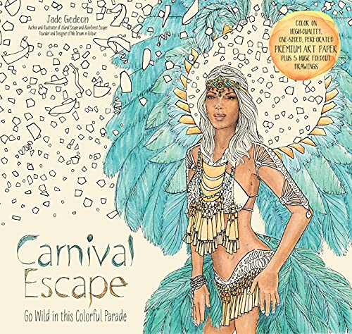 9781624143199: Carnival Escape: Go Wild in this Colorful Parade