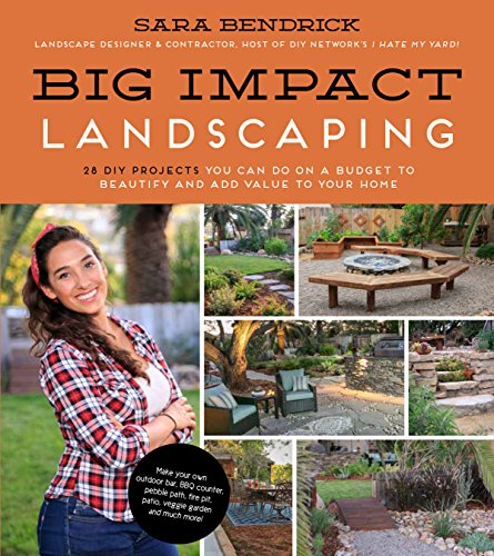 9781624143397: Big Impact Landscaping: 28 DIY Projects You Can Do on a Budget to Beautify and Add Value to Your Home