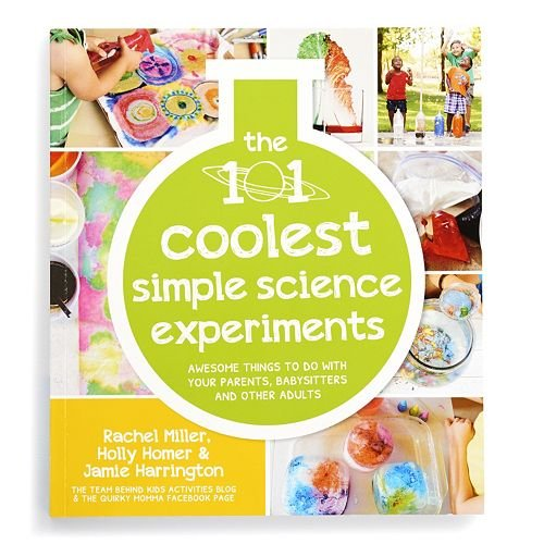 The 101 coolest simple science experiments (Kohl's Cares) 9781624143694 Originally purchased directly from Kohls and available for purchase via Amazon.com. PRODUCT DETAILS Inspire your little scientist with t