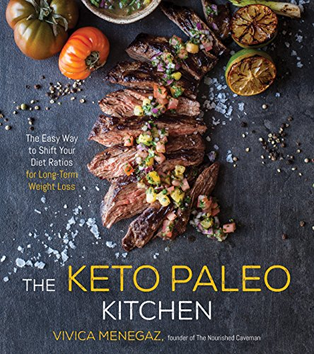9781624144219: Keto Paleo Miracle, The: 80 Delicious Low-Carb, Grain- And Dairy-Free Recipes