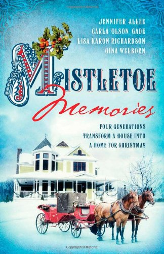 9781624161278: Mistletoe Memories: Four-in-One Romance Collection (Romancing America)