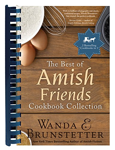 9781624162145: The Best of Amish Friends Cookbook Collection: 2 Bestselling Titles in 1