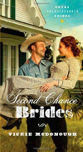 9781624162626: SECOND CHANCE BRIDES (Texas Boardinghouse Brides)