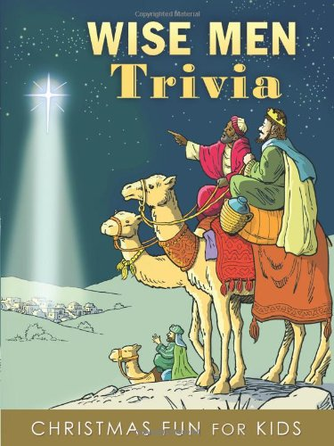 9781624162718: WISE MEN TRIVIA (Christmas Fun for Kids)