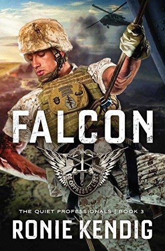 Falcon: (The Quiet Professionals): Kendig, Ronie