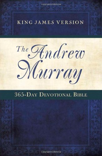 9781624163487: ANDREW MURRAY 365 DAY DEVOTIONAL BIBLE