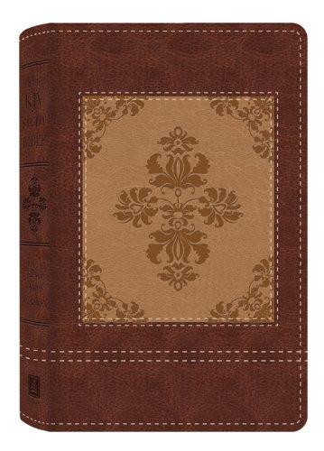 9781624166563: The KJV Study Bible (Heritage Two-Tone Brown) (King James Bible)