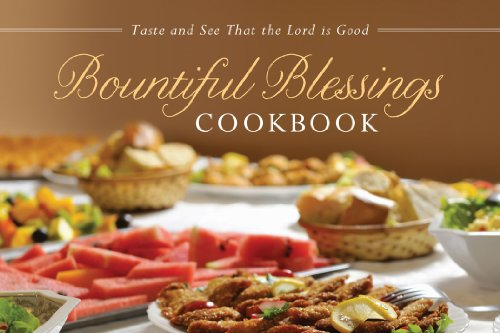 Bountiful Blessings Cookbook