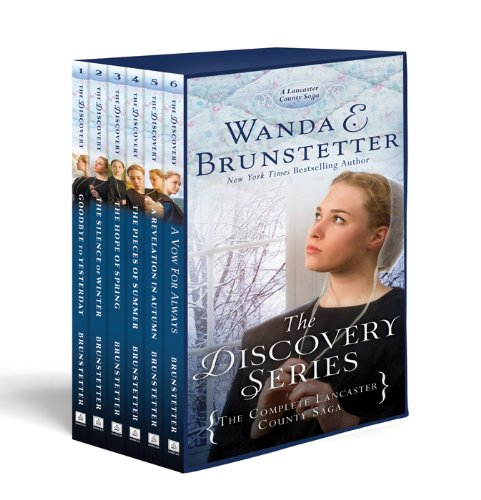 The Discovery Series: The Complete Lancaster County Saga (Boxed Set)