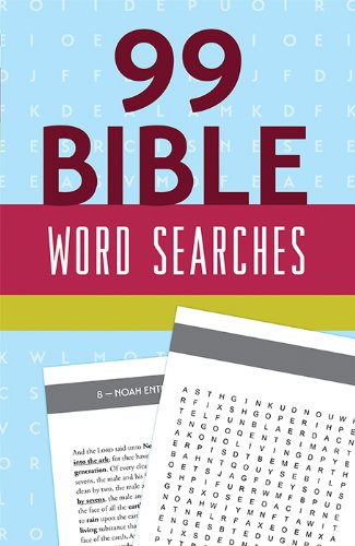 9781624168710: 99 Bible Word Searches