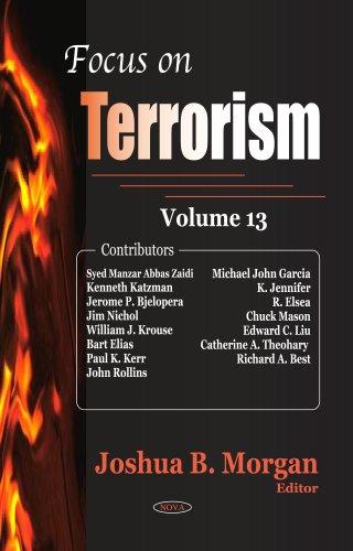 Focus on Terrorism: Volume 13: Volume 13 (Hardback)