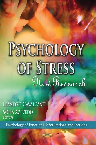Psychology of Stress: New Research (Psychology of Emotions, Motivations and Actions)