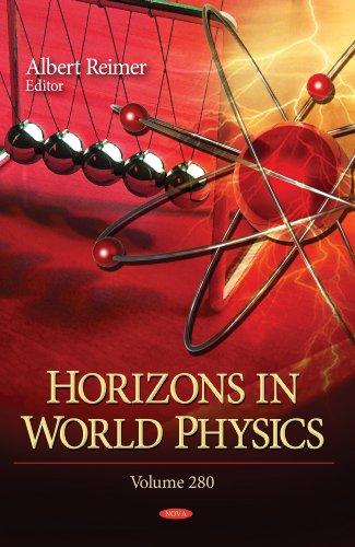 9781624173219: Horizons in World Physics