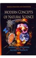 Modern Concepts of Natural Science: EDITED BY: MARK