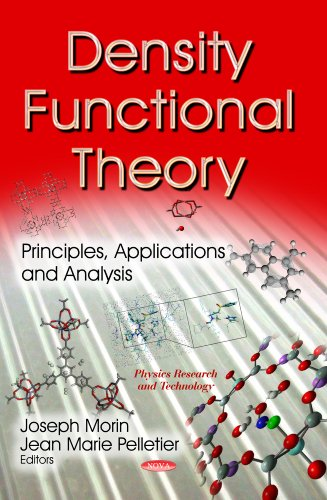 9781624179549: Density Functional Theory: Principles, Applications and Analysis (Physics Research and Technology)
