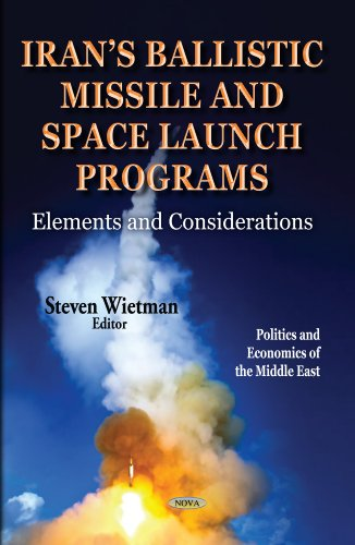 9781624179884: Irans Ballistic Missile and Space Launch Programs: Elements and Considerations (Politics and Economics of the Middle East)