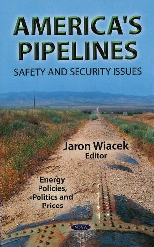 9781624179945: America's Pipelines: Safety and Security Issues (Energy Policies, Politics and Prices)
