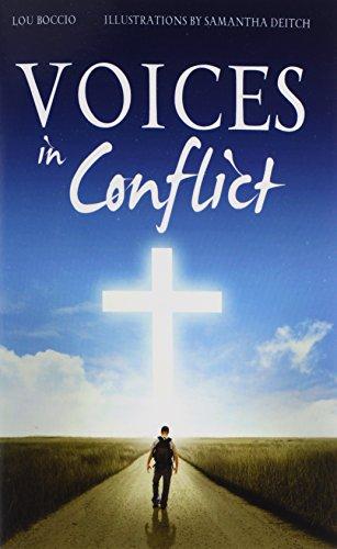 Voices in Conflict (Paperback or Softback): Boccio, Lou