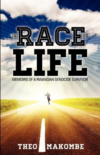 The Race for Life: Theo Makombe