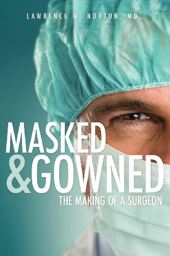 MASKED AND GOWNED: MD Lawrence W.