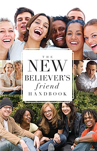 9781624230523: The New Believer's Friend Handbook