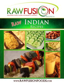 9781624270116: Raw Indian Recipes (Raw Fusion)