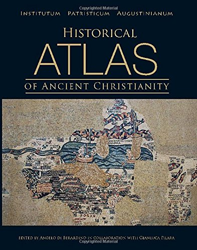 9781624280009: Historical Atlas of Ancient Christianity