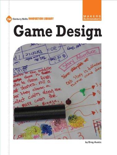 9781624311420: Game Design (21st Century Skills Innovation Library: Makers As Innovators)