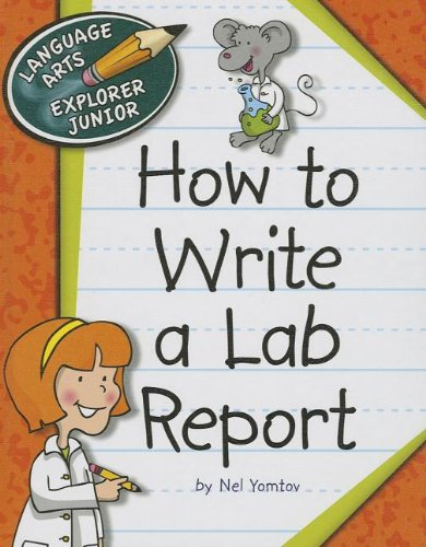 9781624311857: How to Write a Lab Report