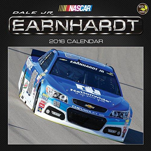 9781624380624: 2016 Dale Earnhardt Jr Wall Calendar