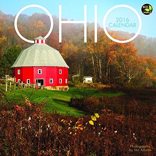 9781624381218: 2016 Ohio Wall Calendar