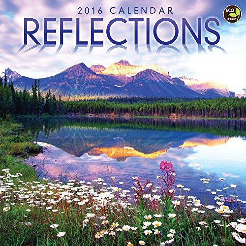 9781624381423: 2016 Reflections Wall Calendar